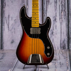 Used 2006 LeClair Tele-Style Relic '50s P-Bass, Three-Tone Sunburst