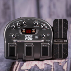Used Line 6 Bass Floor Pod
