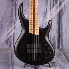 Used 2017 MTD Super 5 5-String Bass, Black Satin