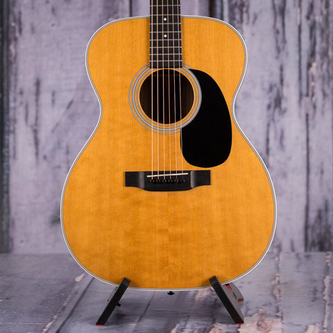 Used Martin 000-28 Acoustic Guitar, 2014, Natural, front closeup