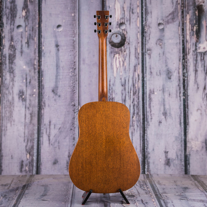 Used 2016 Martin Custom DSR Dreadnought, Natural