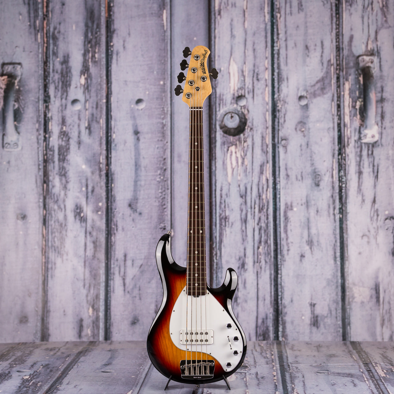 Music Man Stingray 5 : used music man stingray 5 string electric bass vintage sunburst for sale replay guitar ~ Russianpoet.info Haus und Dekorationen