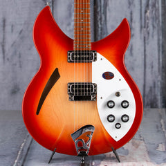 Used 2017 Rickenbacker 330 Semi-Hollowbody, Fireglo