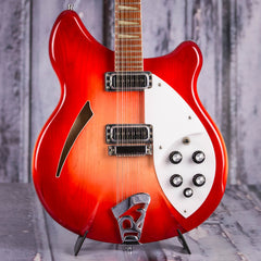 Used 2006 Rickenbacker 360/12 12-String Semi-Hollowbody, Fireglo
