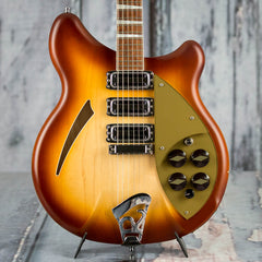 Used Rickenbacker Limited Edition 370 Semi-Hollowbody, Autumn Glow