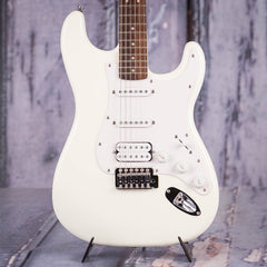 Used 2016 Squier Bullet Stratocaster, Arctic White
