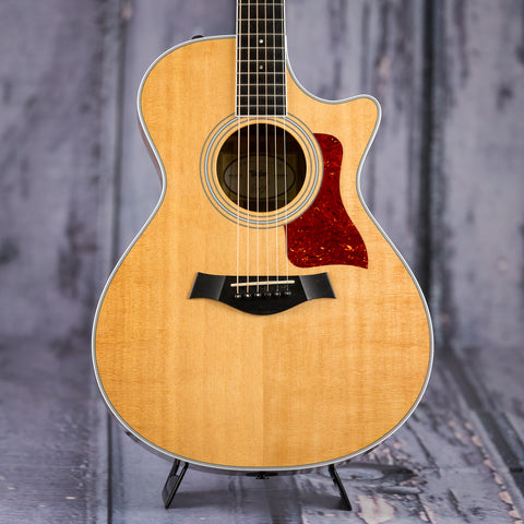 Used Taylor 412CE Spring LTD acoustic guitar