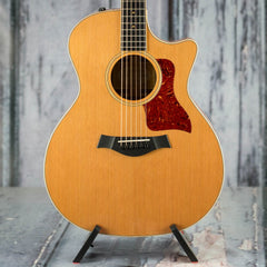 Used 2012 Taylor 414ce-FLTD Fall Limited Edition Acoustic/Electric, Natural