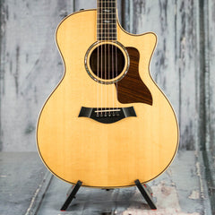 Used 2016 Taylor 814ce Acoustic/Electric, Natural