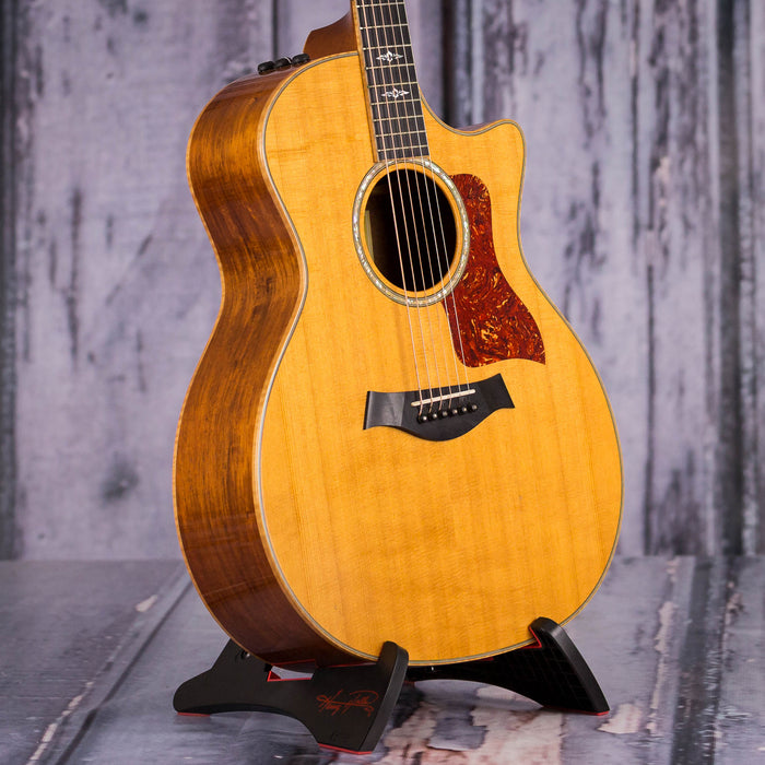 Used 2006 Taylor 814ce-LTD Limited Fall Edition Acoustic/Electric, Natural
