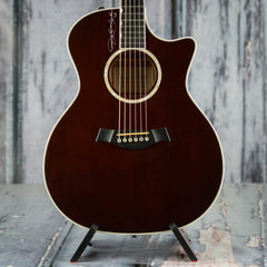 Used 2005 Taylor DDAE Doyle Dykes Anniversary Edition Acoustic/Elecrtric, Burgundy