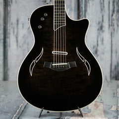 Used 2007 Taylor T5-S1 Semi-Hollowbody Acoustic/Electric, Transparent Black