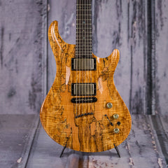 Used 2003 Warrior Isabella Electric Guitar, Spalted Maple