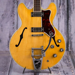 Vintage 1966 Epiphone Sheraton Semi-Hollowbody, Blonde