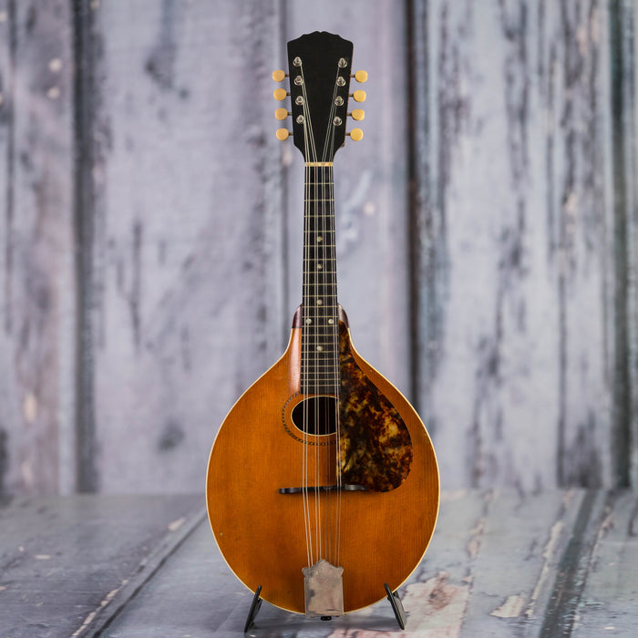 Vintage 1915 Gibson A-Style Mandolin, Natural