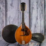 Vintage Gibson A-Style Mandolin, 1915, Natural, case