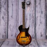 Vintage Gibson ES-140T Short-Scale Hollowbody Electric Guitar, 1959, Sunburst, front
