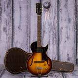 Vintage Gibson ES-140T Short-Scale Hollowbody Electric Guitar, 1959, Sunburst, case