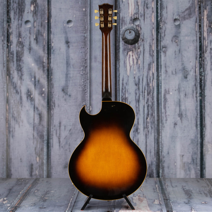 Vintage 1954 Gibson ES-175 Semi-Hollowbody, Tobacco Sunburst