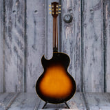 Vintage Gibson ES-175 Semi-Hollowbody Guitar, 1954, Tobacco Sunburst, back