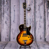 Vintage Gibson ES-175D Hollowbody Electric Guitar, 1968, Sunburst, front