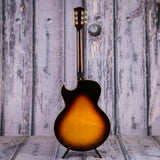 Vintage Gibson ES-175D Hollowbody Electric Guitar, 1968, Sunburst, back