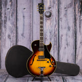 Vintage Gibson ES-175D Hollowbody Electric Guitar, 1968, Sunburst, case