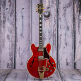 Vintage Gibson ES-335 TDSV Semi-Hollowbody Electric Guitar, 1963, Cherry, front