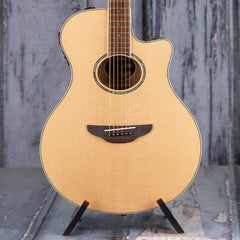 Yamaha APX600 Thinline Cutaway Acoustic/Electric, Natural