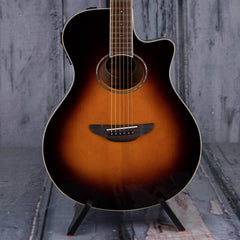 Yamaha APX600 Thinline Cutaway Acoustic/Electric, Old Violin Sunburst