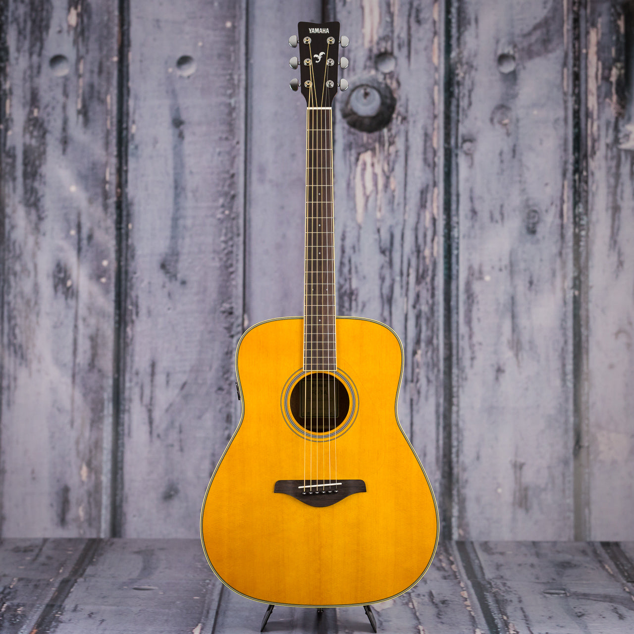 yamaha fg ta acoustic electric guitar vintage tint for sale replay guitar. Black Bedroom Furniture Sets. Home Design Ideas