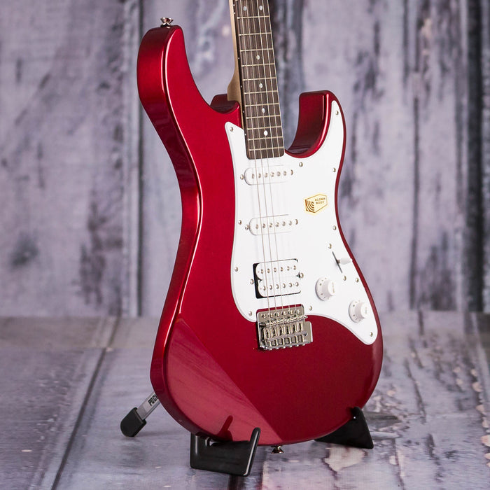 yamaha pac112j pacifica metallic red for sale replay guitar. Black Bedroom Furniture Sets. Home Design Ideas