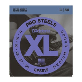 D'Addario EPS515 ProSteels, Medium, 11-50