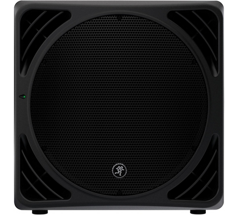 "Mackie SRM1550 1200W 15"" Portable Powered Subwoofer"