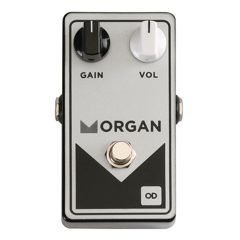 Used Morgan Overdrive Pedal