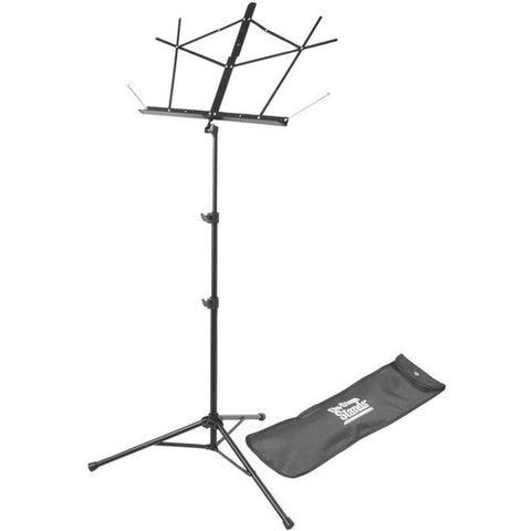 On-Stage Tubular Tripod Base Sheet Music Stand