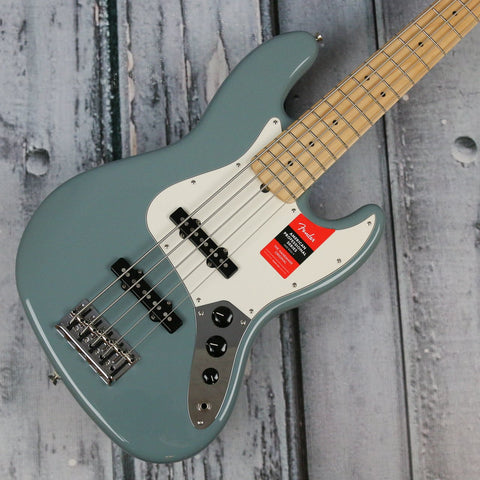 Fender American Professional Jazz Bass V (Sonic Grey) *Demo Model*