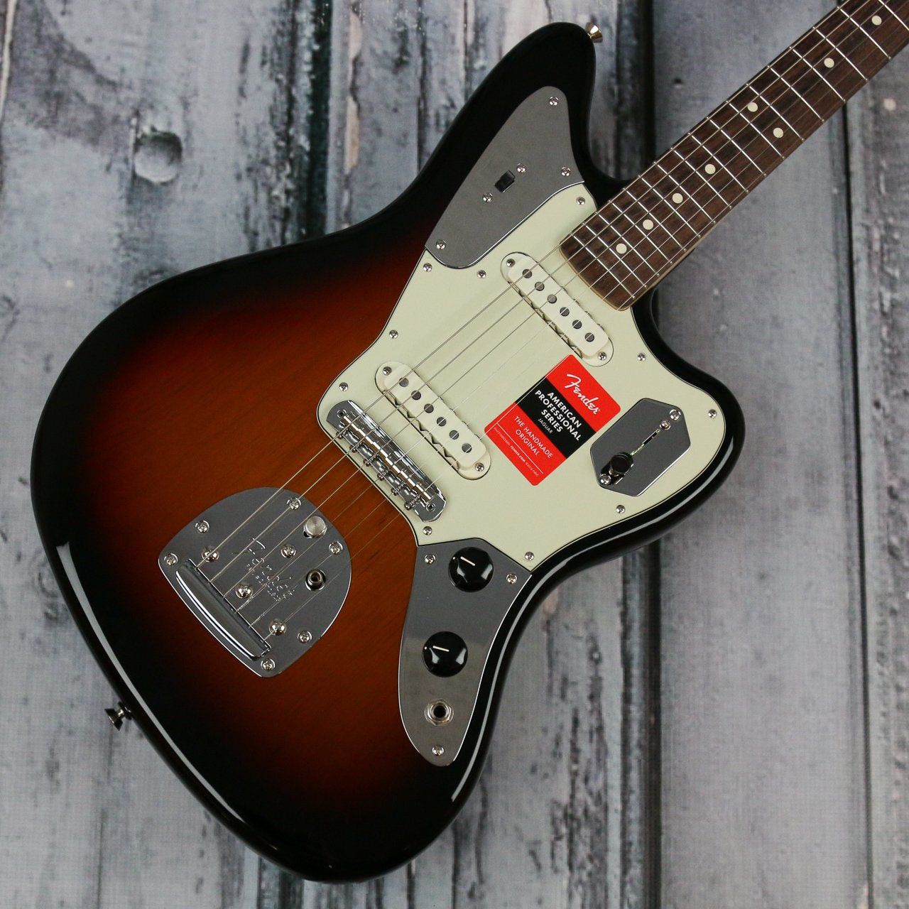 guitar fender offset modified jaguar mastery electric squire upgraded product bridge