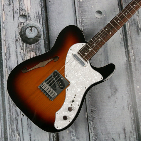 Fender Deluxe Telecaster Thinline - Sunburst *Demo Model*