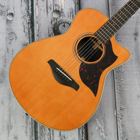 Yamaha AC3R acoustic-electric guitar - Natural