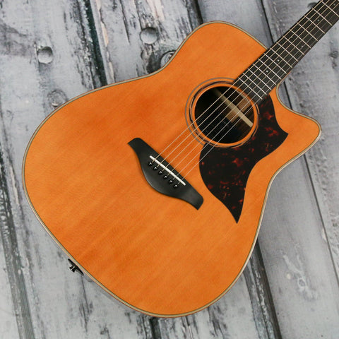 Yamaha A3R acoustic-electric guitar - Natural