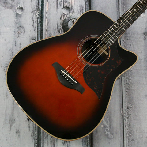 Yamaha A3R-TBS acoustic-electric guitar *Demo Model*