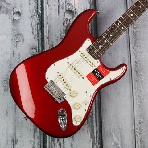 Fender American Professional Stratocaster - Candy Apple Red *Demo Model*