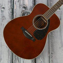 Yamaha LS6 acoustic guitar - Dark Tinted