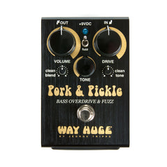 Way Huge Pork & Pickle Bass Overdrive & Fuzz