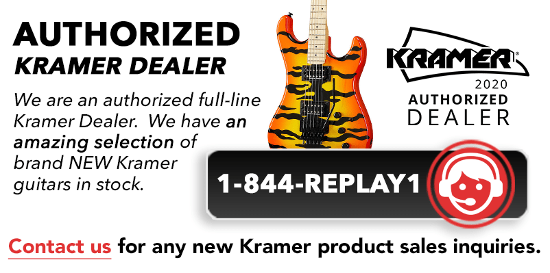 Kramer Authorized Dealer