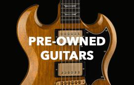 Used Guitars