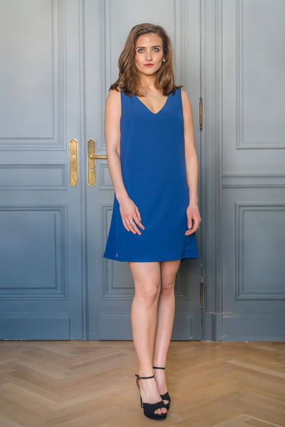 KLEID BLUE RIDGE - MADE IN FRANCE - MIT INTEGRIERTEM SENSOR
