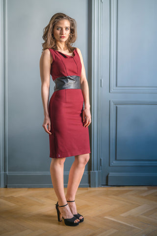 KLEID CITY LINE - MADE IN FRANCE - MIT INTEGRIERTEM SENSOR