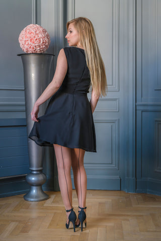 KLEID ROSE HILL - MADE IN FRANCE - MIT INTEGRIERTEM SENSOR